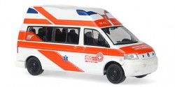 VW T5 Hornis Silver RTW Weisses Kreuz Bozen