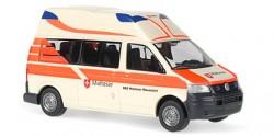 VW T5 Hornis Silver KTW SEG Malteser Warendorf