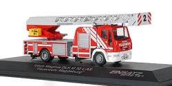 Iveco Magirus DLK M 32 L Feuerwehr Magdeburg