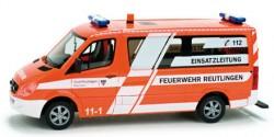 Mercedes Benz Sprinter ELW1 Feuerwehr Reutlingen