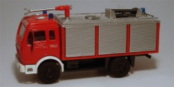 Mercedes Benz Gerätewagen Feuerwehr