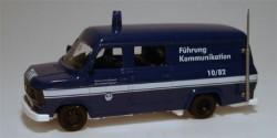 Ford Transit THW Tübingen Fernmeldeeinheit