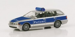 BMW 5er Touring Polizei