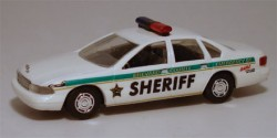 Chevrolet Caprice Brevard County Sheriff (Florida)