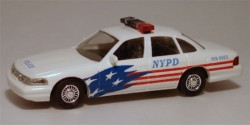 Ford Crown New York Police Departement