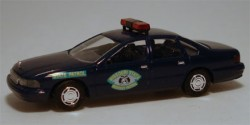 Chevrolet Caprice - Nr. 11 - Missouri State Highway Patrol