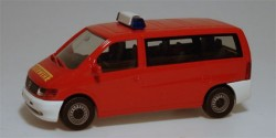 Mercedes Benz Vito Feuerwehr MTW