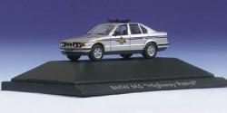 BMW 535i State Trooper