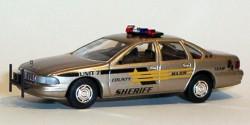 Chevrolet Caprice Sheriff Major County Hundestaffel