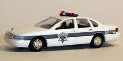 Chevrolet Caprice Mohave County Sheriff