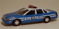 Chevrolet Caprice NYPD Police