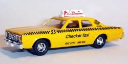 Dodge Monaco Checker Taxi