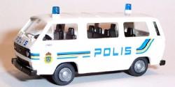 VW T3 Polizei Schweden