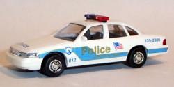 Ford Crown Victoria Washington Police