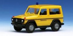 Mercedes Benz G-Modell Katastrophenschutz