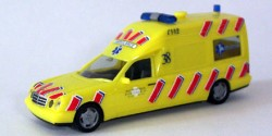 Mercedes Benz E320 Binz Ambulance Witte Kruis