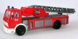Mercedes Benz DLK Feuerwehr Drehleiter