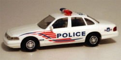 Ford Crown Victoria Metropolitan Police Washington