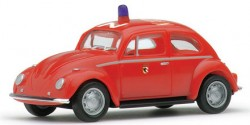 VW Käfer Feuerwehr Nürnberg ELW