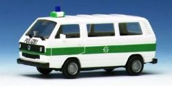 VW Bus Polizei Bayern