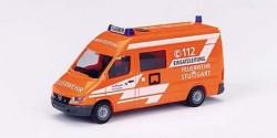 Mercedes Benz Sprinter Feuerwehr Stuttgart ELW