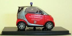 Smart City Coupe Feuerwehr Nordrhein-Westfalen