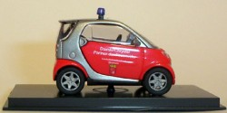 Smart City Coupe Feuerwehr Bremen