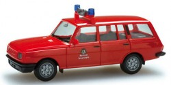 Wartburg 353 Tourist Feuerwehr Berlin