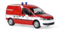 VW Caddy Maxi Feuerwehr Nürnberg