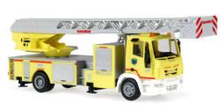 Iveco Magirus DLK M 32 L-AS Civil Defence Qatar
