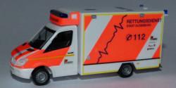 Mercedes Benz Sprinter RTW Feuerwehr Oldenburg