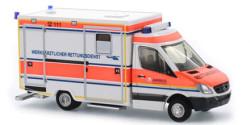 Mercedes Benz Sprinter RTW Werksärztlicher Rettungsdienst Eurocopter Donauwörth