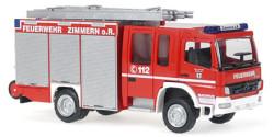 Mercedes Benz Atego HLF 20/16 Feuerwehr Zimmern ob Rottweil