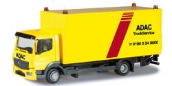Mercedes Benz Atego Koffer-LKW ADAC Truck Service