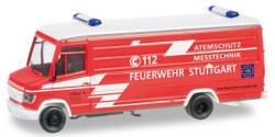 Mercedes Benz Vario Gerätewagen Messtechnik Feuerwehr Stuttgart