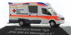 Mercedes Benz Sprinter RTW DRK Meiningen