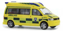 VW T5 Ambulans Stockholm