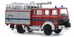 Magirus Lentner LF 16-TS Feuerwehr Pfersee, Augsburg