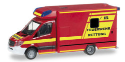 Mercedes Benz Sprinter RTW Feuerwehr München