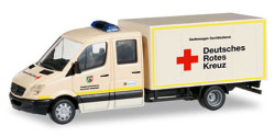 Mercedes Benz Sprinter GW Sanitätsdienst DRK Katastrophenschutz NRW