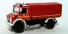 Mercedes Benz Unimog U 5000 GW-Rüst Feuerwehr Hamburg Fuhlsbüttel
