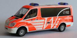 Mercedes Benz Sprinter ELW Feuerwehr Wiesbaden