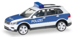 VW Tiguan Polizei Brandenburg