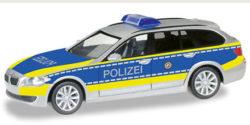 BMW 5er Touring Polizei NRW