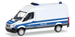 Mercedes Benz Sprinter Bundespolizei