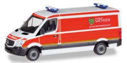 Mercedes Benz Sprinter Katastrophenschutz Freistaat Sachsen