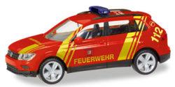 VW Tiguan Feuerwehr Goslar