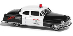 Cadillac '52 Limousine Police Coolidge