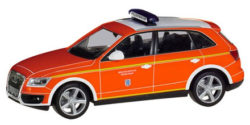 Audi Q5 ELW Feuerwehr Ingolstadt