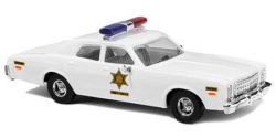 Plymouth Fury Sheriff